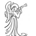 Embos kapsa anděl