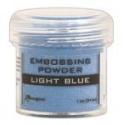 Embossový pudr - light blue