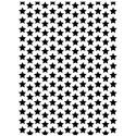 Embossovací kapsa hvězdy