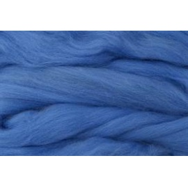 Merino ovčí rouno 007 - 20 gr. modrá