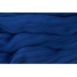 Merino ovčí rouno 009 - 10 gr. sytě modrá