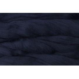 Merino ovčí rouno 010 - 20 gr. tmavá modrá