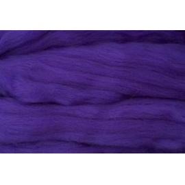 Merino ovčí rouno 011 - 10 gr. fialová