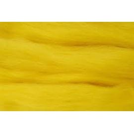 Merino ovčí rouno 013 - 10 gr. žlutá
