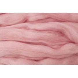 Merino ovčí rouno 023 - 20 gr.  světle růžová