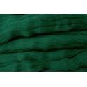 Merino ovčí rouno 038 - 20 gr. tmavě zelená