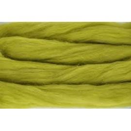 Merino ovčí rouno 040 - 20 gr. jasně zelená