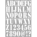 Šablona - abeceda