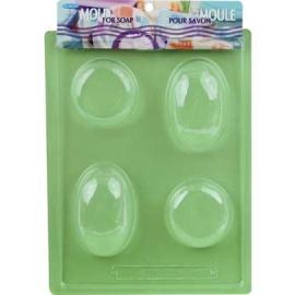 Forma na mýdlo - ovály