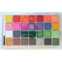 Křídové barvy 28 odstínů