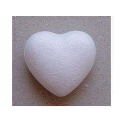 Polystyrenové srdce  5 cm