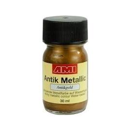 Antik mettalic 30 ml - antikgold
