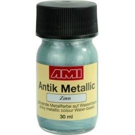 Antik mettalic 30 ml - zinková