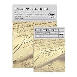 Kaligrafický blok A4 - 95 gr/m - 50 listů