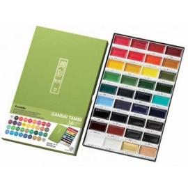 Gansai Tambi 36 - sada akvarelových barev