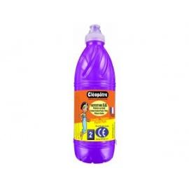 Prstová barva 1 kg - fialová