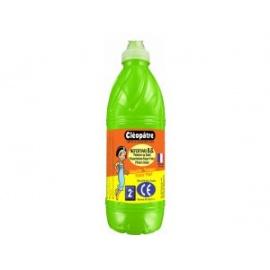 Prstová barva 1 kg - zelená