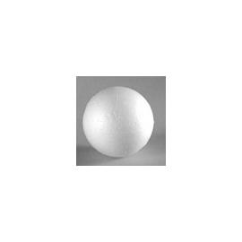 Polystyrenová koule  30 mm - 1ks