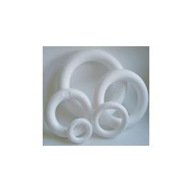 Věnec polystyren  25 cm