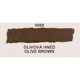 Umton olejová barva olivová hněď 60 ml