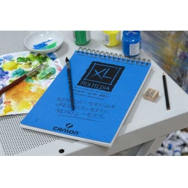 Blok XL mix media 300 gr-30 listů A4