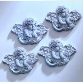 Forma na mýdlo cherubín