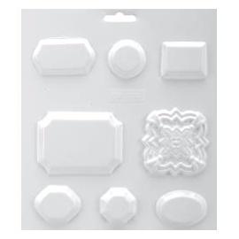 Forma na odlévání mýdla jednoduché tvary