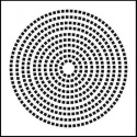 Šablona - 30*30 cm -č.244