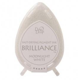 Pigmentový polštářek - bílá