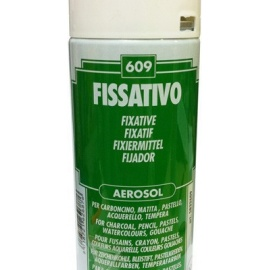 Fixativ ve spray zelený 400 ml