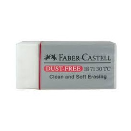Guma na pastelky Dust free