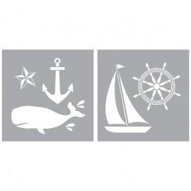 Šablona nautical