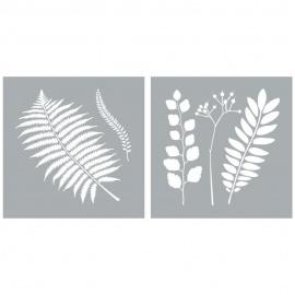 Šablona botanical