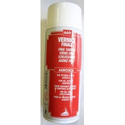 Závěrečný lak lesk 400ml ve spray - Maimeri