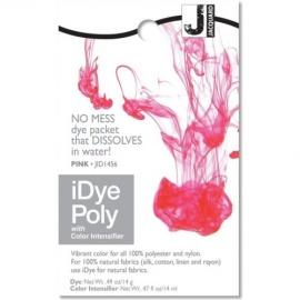 I-dye poly růžová