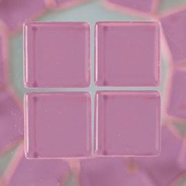 Mozaika sklo 100gr-100ks 1*1cm fialová