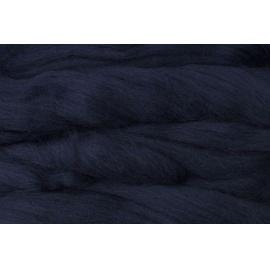 Merino ovčí rouno 010 - 10 gr. tmavá modrá