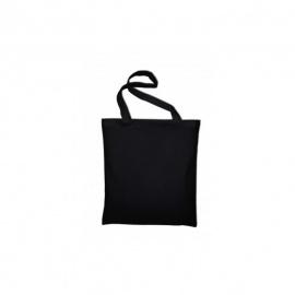 Bavlněná taška 38*42- černá dlouhé ucho