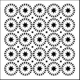 Šablona - 30*30 cm -č.274