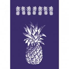 Sítotisk šablona My style A4 - ananas