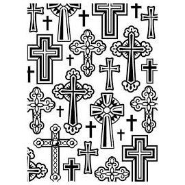 Embos kapsa kříže