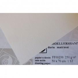 Papír Duria matt 250 gr 70*100 cm