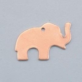 Výsek měděný malý slon