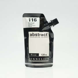 Abstract 120 ml - titanium white 116