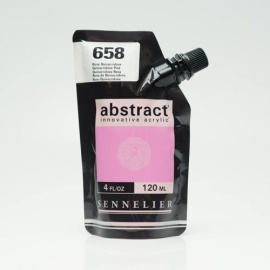 Abstract 120 ml - Quinacridone Pink 658