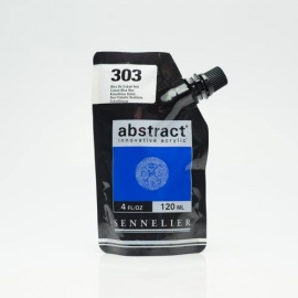 Abstract 120 ml - Cobalt Blue Hue 303