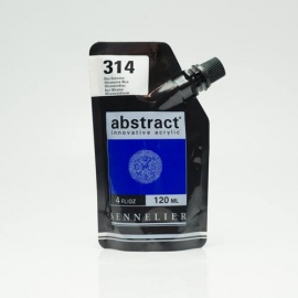 Abstract 120 ml - Ultramarine Blue 314