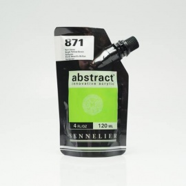 Abstract 120 ml - Pernament Yellow Green 871