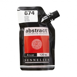 Abstract 120 ml - Vermilion 674