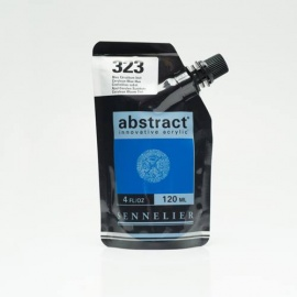 Abstract 120 ml - Cerulean Blue Hue 323